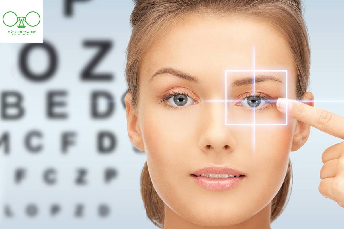 Bệnh nhược thị ở mắt