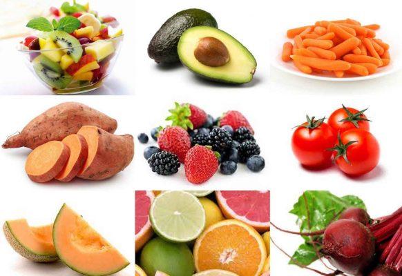 Bổ sung các thực phẩm tốt cho mắt