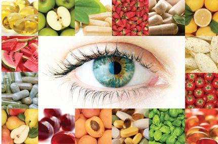 Bổ sung dưỡng chất tốt cho mắt