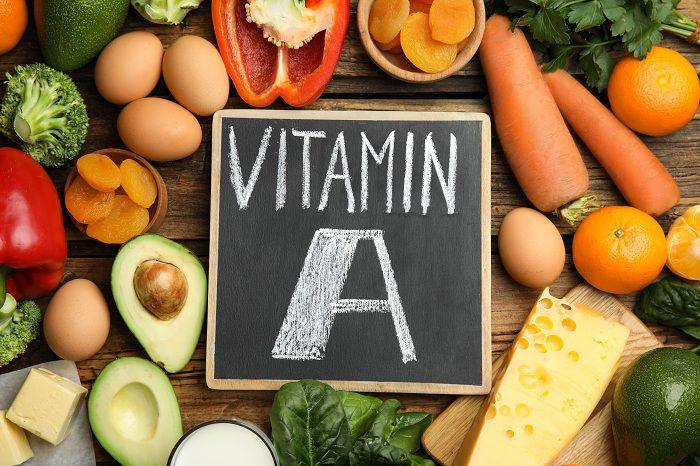 Bổ sung vitamin A đúng cách