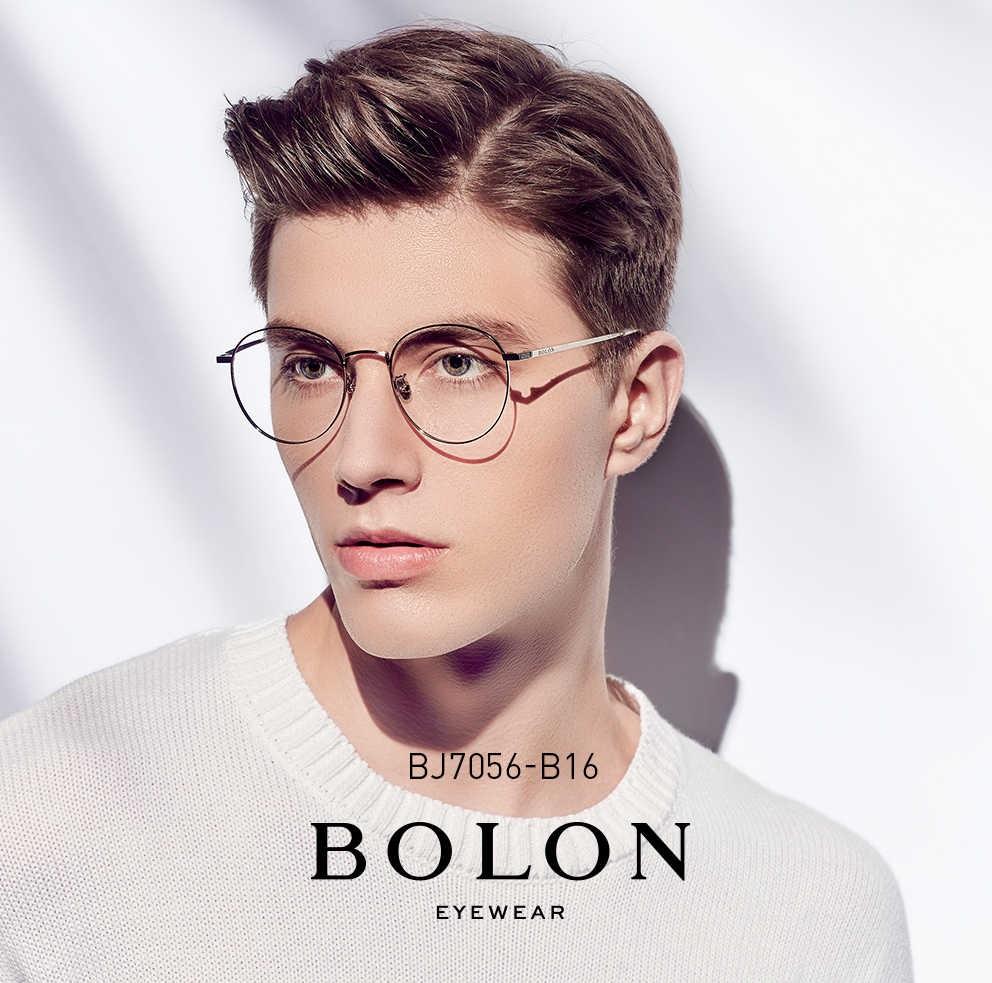 Gọng kính Bolon có thiết kế đặc biệt và cuốn hút