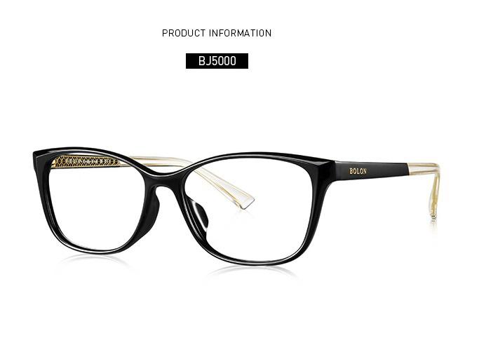Gọng kính cận Bolon Mai Davika BJ5000 cho sự sắc nét và nổi bật