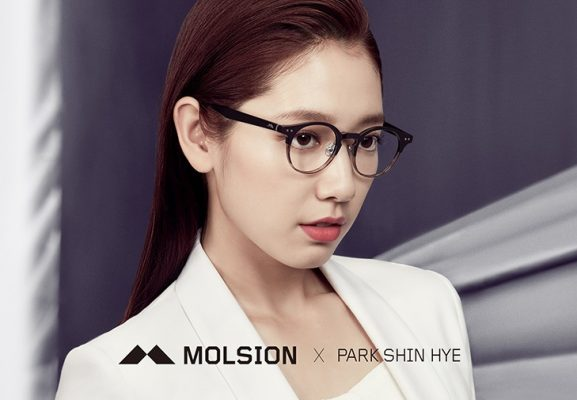Gọng kính Molsion được ưa chuộng bởi thiết kế đẹp mắt