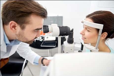 Kiểm tra định kỳ để phát hiện kịp thời những vấn đề về mắt